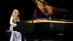 Isabelle David, fougue pour piano