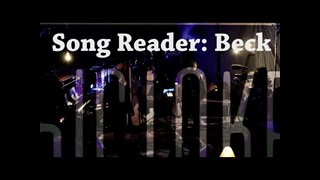 Beck Song Reader - M@NOMAD Show secret