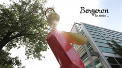 Bergeron la suite... - Documentaire sur l'artiste Germain Bergeron