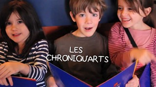 Les Chroniqu'arts - 2014-2015