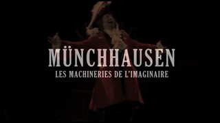 Münchhausen, les machineries de l'imaginaire