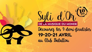 Syli d'Or 2016 | Demi-finales du 19 au 21 avril au Club Balattou