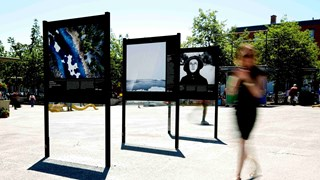 Le Mouvement Art Mobile s'expose !   MAINS LIBRES sur l'Avenue.