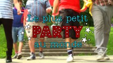 Le plus petit party au monde