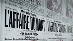 Critique de L'affaire Dumont