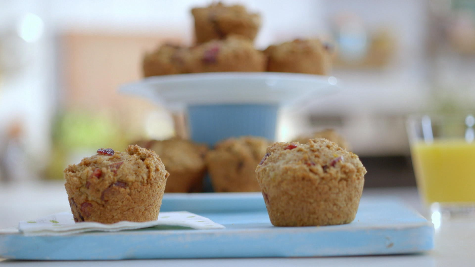 Muffins orange et canneberge cuisine fut e parents press s - Cuisine orange ...