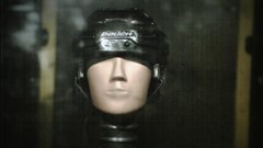 Casques de hockey anti-commotion