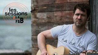 Kevin Parent en Gaspésie | Hands to the sun | Les Sessions #LaFab