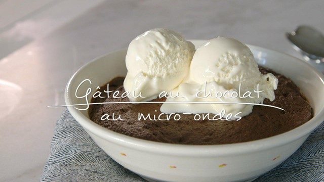 Gateau Au Chocolat Au Micro Ondes Cuisine Futee Parents Presses