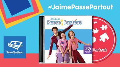En vente : Le nouvel album Passe-Partout regroupant les 23 chansons mythiques
