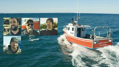 «La course folle» de la pêche aux Iles-de-la-Madeleine | 1eres images