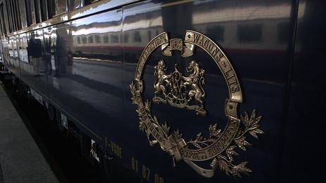 Voyage de rêve : à bord de l'Orient-Express
