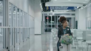 Épisode 1 aéroport