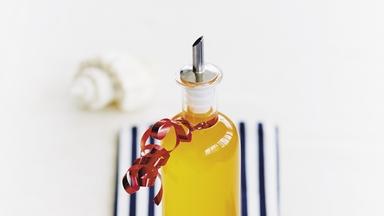 Huila aromatisée homard et ail