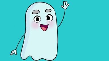Je suis Guy Mauve, un fantôme qui parcourt le monde et vous raconte tout ça!