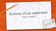Portrait de Sonia Cordeau