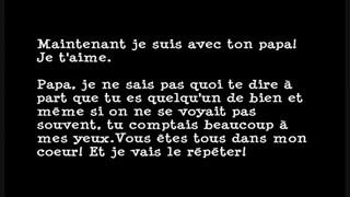 La Lettre Dadieu De Marjorie Raymond 30 Secondes Pour