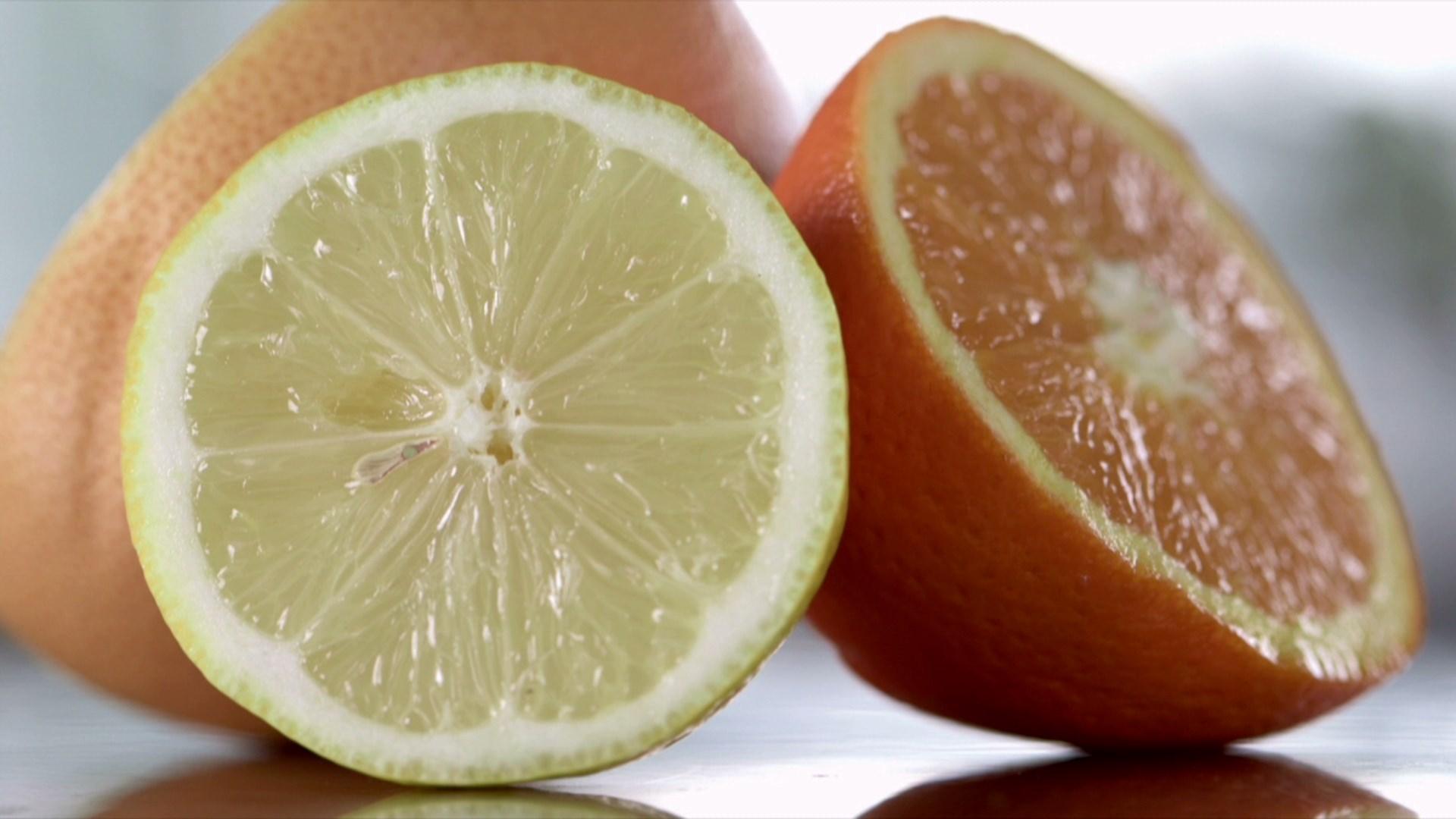 La vitamine C | Une pilule, une petite granule | Zone ...