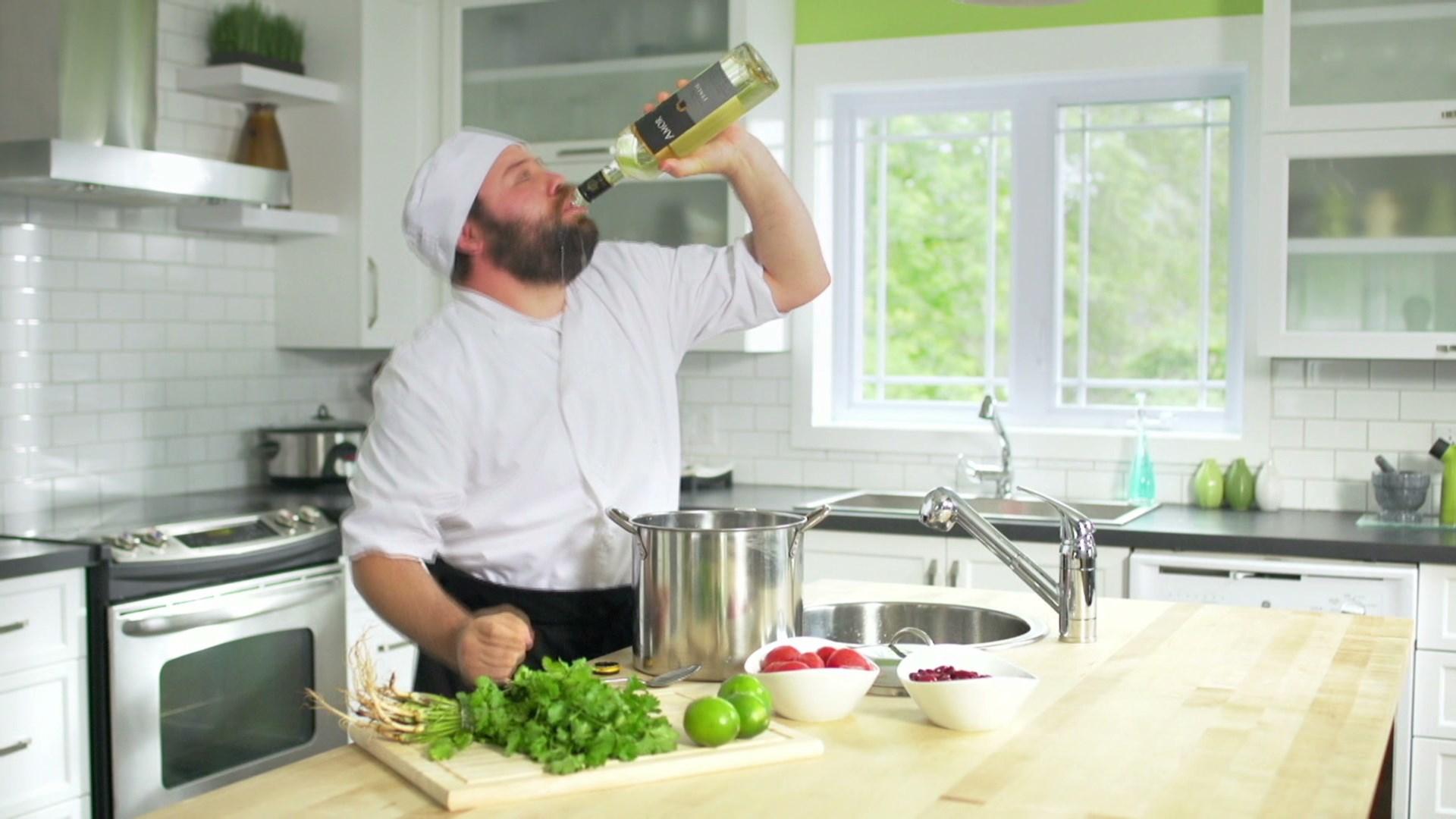 Un cuisinier narcoleptique les appendices zone vid o for Cuisinier zombie