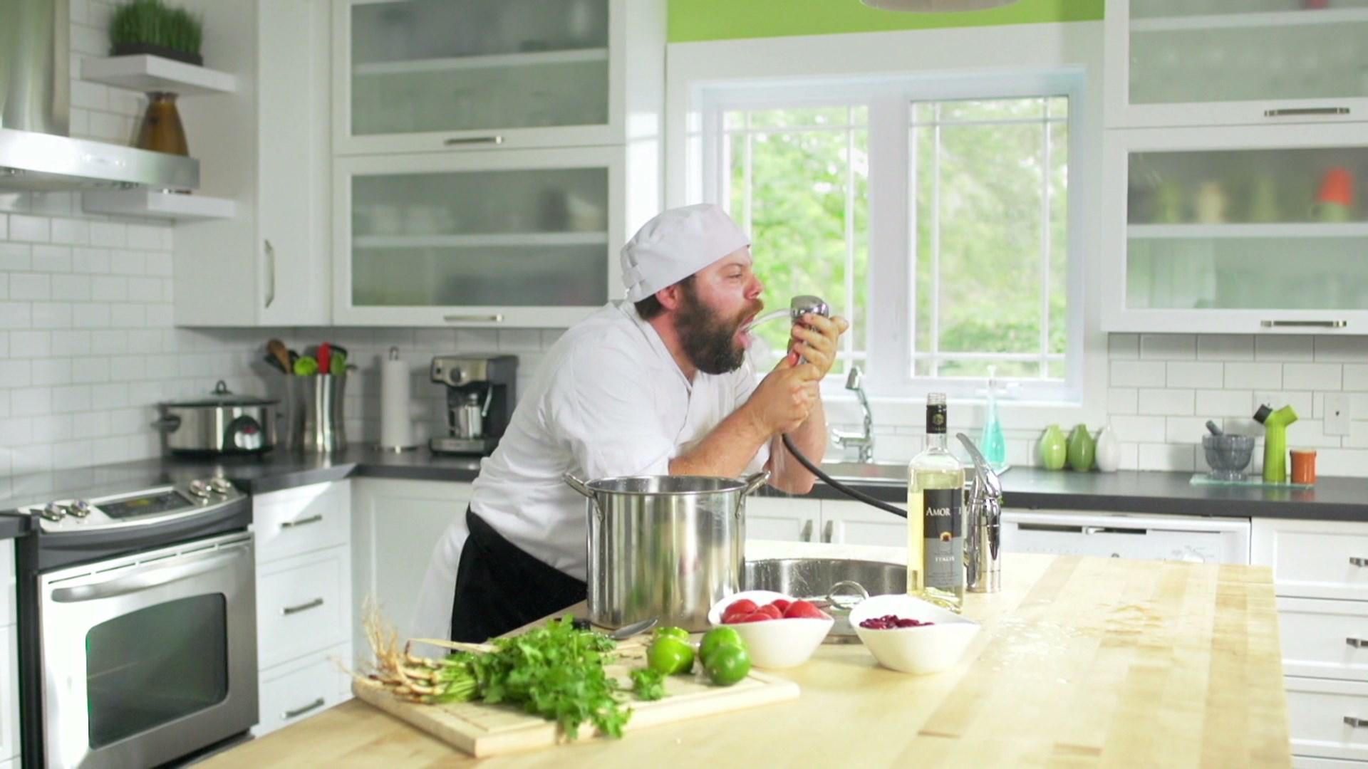 Un cuisinier narcoleptique call back les appendices for Un cuisinier