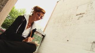 Projet 140 - Sonia Cotten : Une poète qui frappe fort