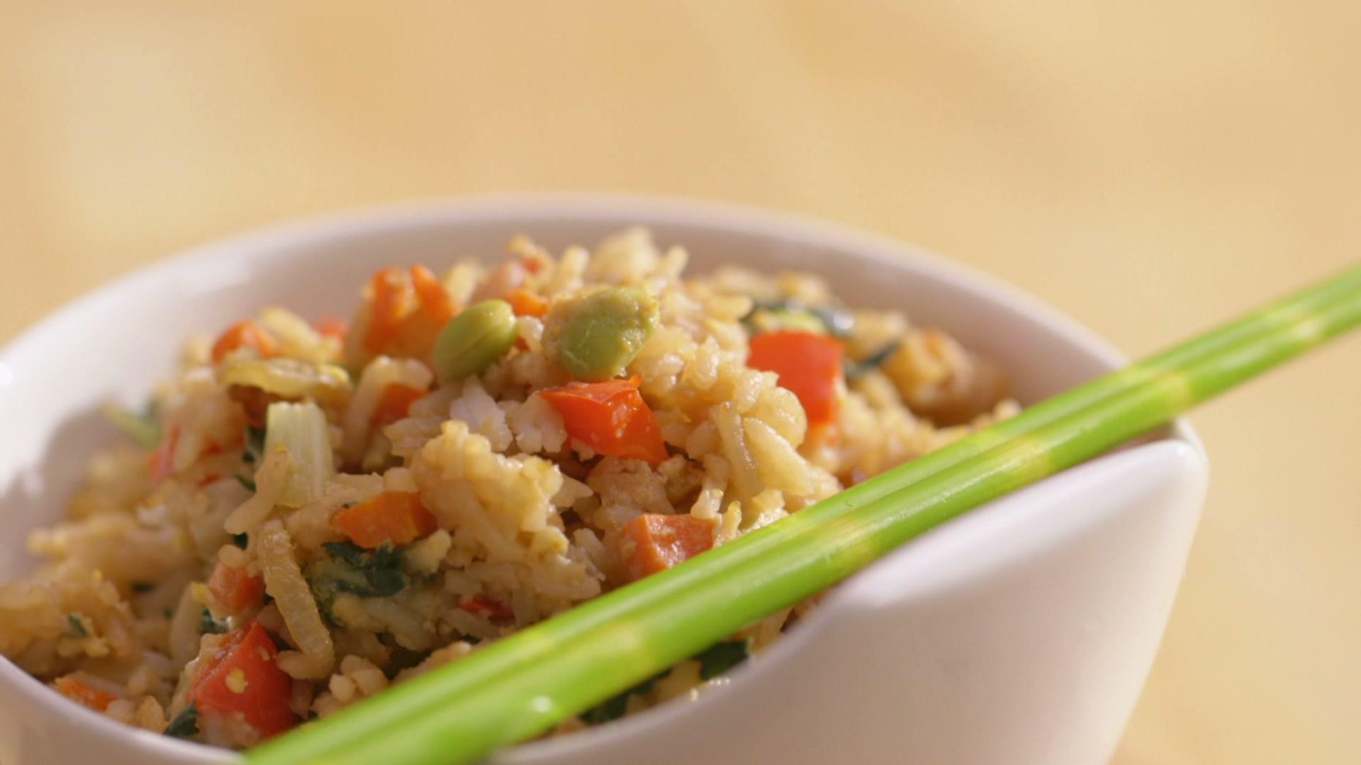 Riz frit l 39 asiatique cuisine fut e parents for Asiatique cuisine