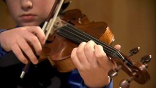 David Beaudry : Jeune violoniste ambitieux