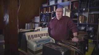 Petite incursion au Musée de l'accordéon