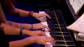 Duo Fortin-Poirier : quatre mains, un piano