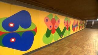 L'art prend le métro - De mystérieux personnages