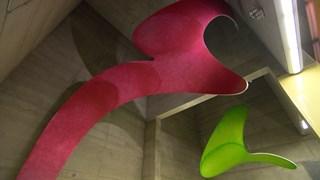 L'art prend le métro - Les fluides entraînent les voyageurs