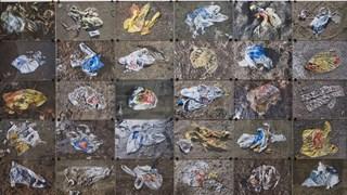 Arlette Vittecoq :  Lumière sur nos déchets
