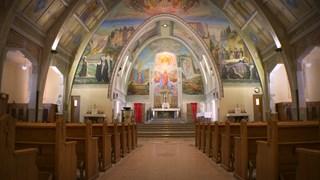Une église devenue trésor patrimonial