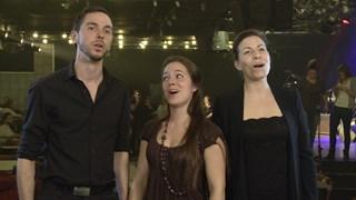 Prise de Vue sur la Relève : Quattr'Opéra