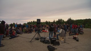 Le Festival de la chanson de Tadoussac rivalise d'originalité