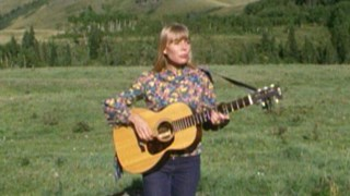 Joni Mitchell chante The Circle Game
