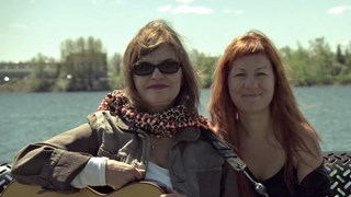 Rencontre entre Diane Tell et Chantal Archambault