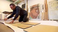 Nicolas Lachance : Entre peinture et voitures