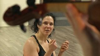 Sylvie Richard : vive la danse!