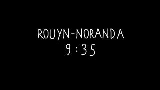 Tchekhov en répétition | Rouyn-Noranda | 24 h de création
