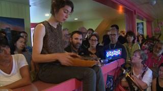 Tadoussac | Lior Shoov fait sensation