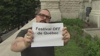 Le lexique du Festival OFF de Québec