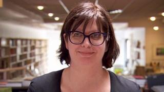 L'amour des livres avec la libraire Marie-Hélène Vaugeois