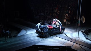Intersection vu par Geneviève Guérard | Montréal complètement cirque