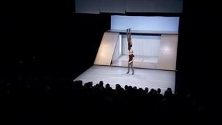 « Acrobates » vu par Tristan Malavoy