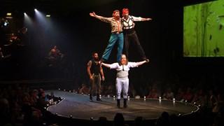 « Barbu » à Montréal complètement cirque