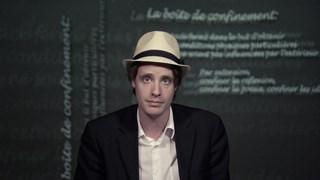 Simon Tremblay-Pepin et Bernard Émond