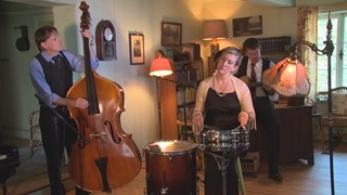 Lily Thibodeau et Tea for 20's : Perles du jazz