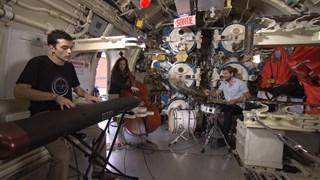 « Leaving Créteil » du Simon Denizart Trio