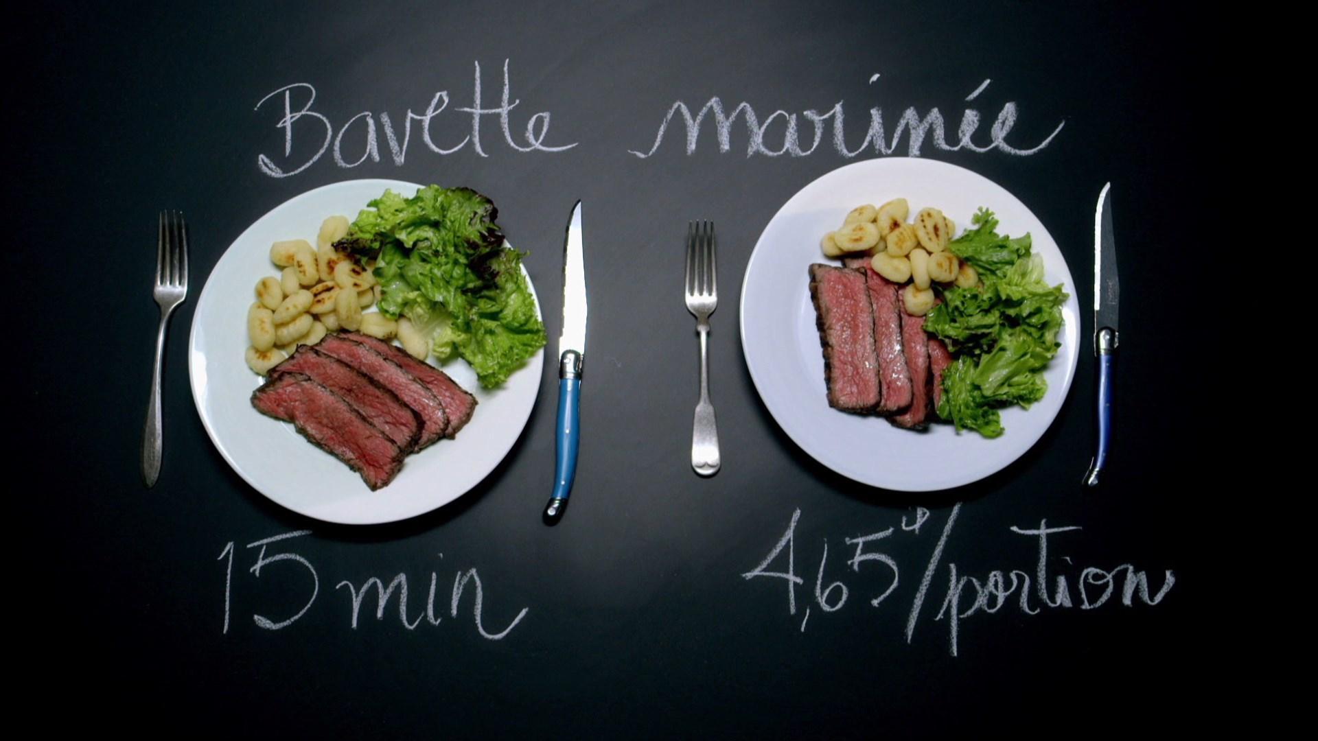 Bavette marin e cuisine fut e parents press s zone - Cuisine tv recettes minutes chrono ...